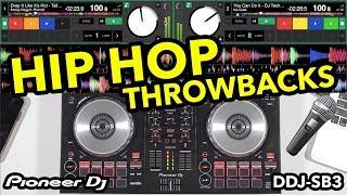 Hip Hop Throwback Remixes - Pioneer DDJ SB3 DJ Mix