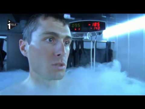 Cryothérapie Sportif Haut Niveau - Tour de France