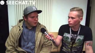 47 Grad Festival - SEECHAT.TV im Interview mit Peter Pux: Ravensburg, 06.12.2014