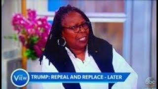 """The View"" Reacts To Republican Senate Healthcare Bill Collapse"