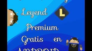 Descargar Leyend- Texto Animado Premium Gratis