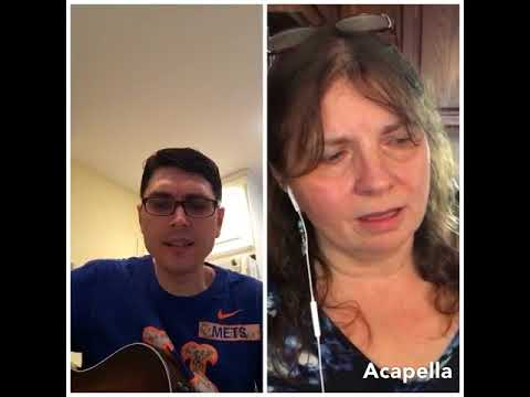 Whiskey Lullaby Cover With Robin Cote Allen