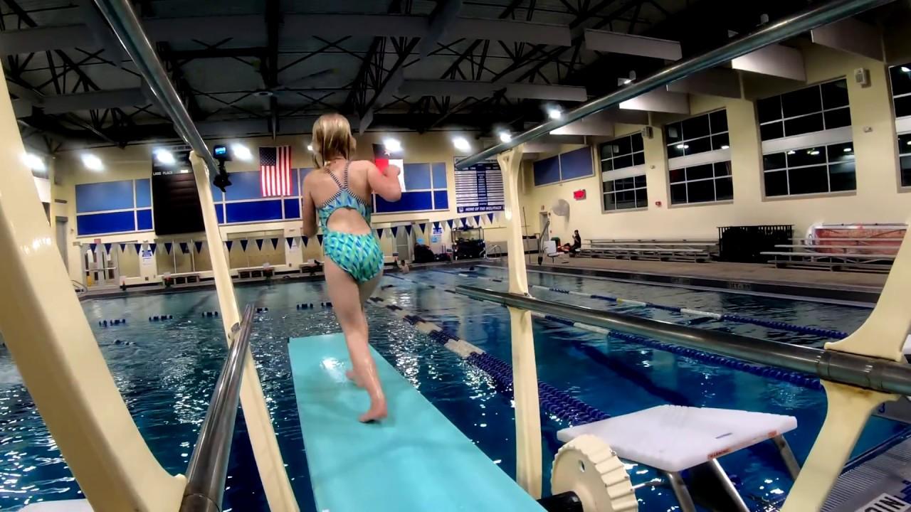 Bottom Diving Pool