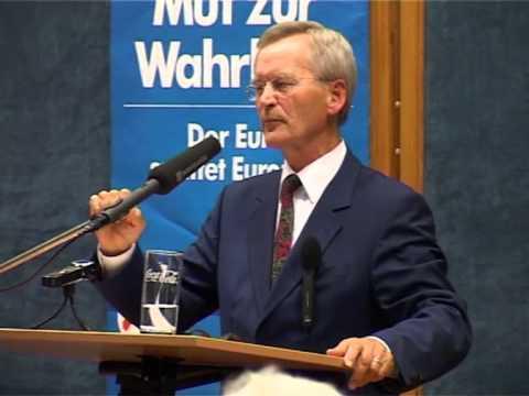 AFD Kiel: Vortrag von Prof. Dr. Schachtschneider am 29.8.2013