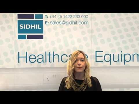 Sidhil Ltd at Arab Health 2015