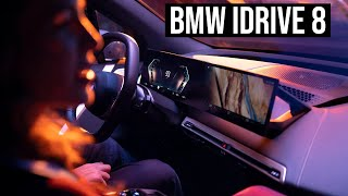 Guide: How to uṡe the BMW iDrive 8   4K