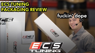 homepage tile video photo for $1,000 ECS Tuning Packaging Review