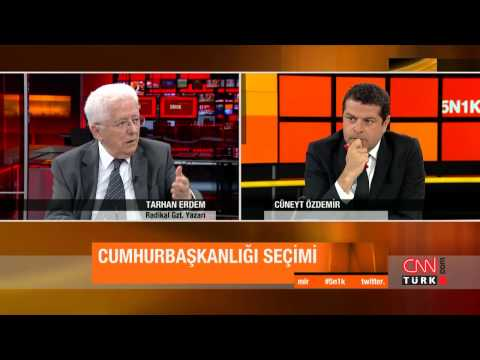 Cumhurbaşkanlığı Seçimi, Başkanlık Sistemi, Bireysel Silahlanma: 5N 1K - 22.04.2014