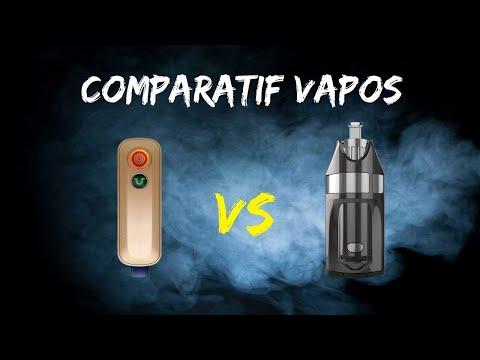 Comparatif Vaporisateurs à la Demande : Firefly 2+ vs Ghost MV1