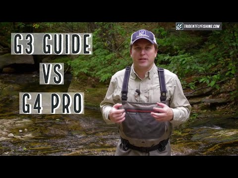 Simms G3 Guide Vs G4 Pro Waders Review Shootout