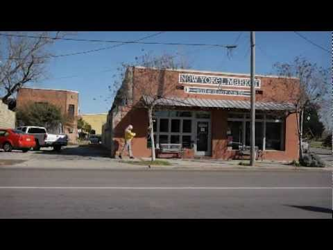 Downtown Hattiesburg 2012 - YouTube