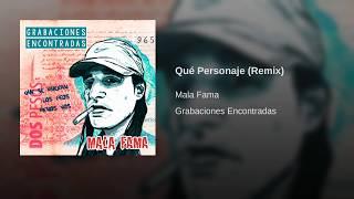 Video Qué Personaje (Remix) download MP3, 3GP, MP4, WEBM, AVI, FLV April 2018