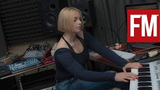 In The Studio With Emika