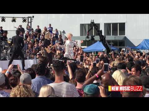Katy Perry 'Swish Swish' Live Witness Livestream Concert