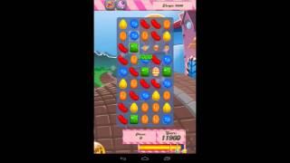 Candy Crush Saga Level 6 Walkthrough