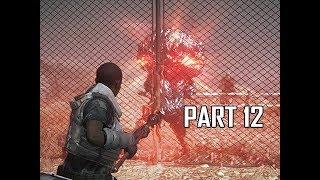 METAL GEAR SURVIVE Walkthrough Part 12 - (PS4 Pro 4K Let's Play)