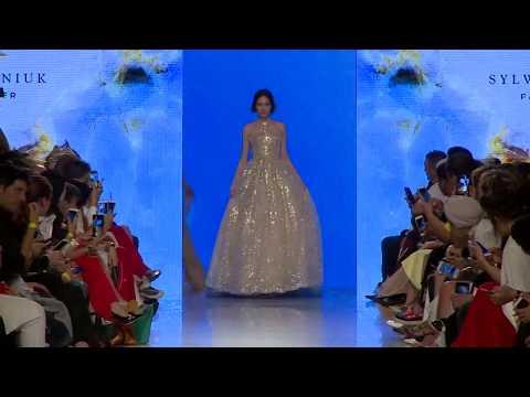 Sylwia Romaniuk Fashion Designer - Fashion Show Arab Fashion Week 2017