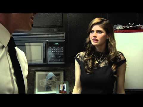 """Sunny Behind the Scenes: """"Alexandra Daddario"""