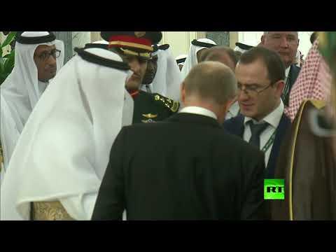 خنجر حرس الشرف السعودي يلفت انتباه بوتين  - نشر قبل 3 ساعة
