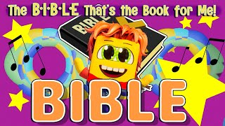 Christian Kids' Songs - The BIBLE song - The B-I-B-L-E - Dance Party!
