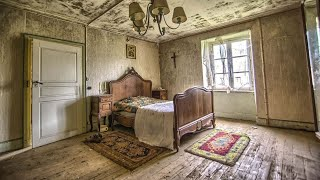 Abandoned house of the Kirsh Family from World War 2