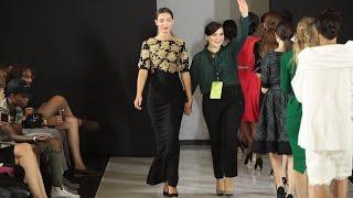 Aleksandra Salo - Utah, USA at PLITZS New York City Fashion Week