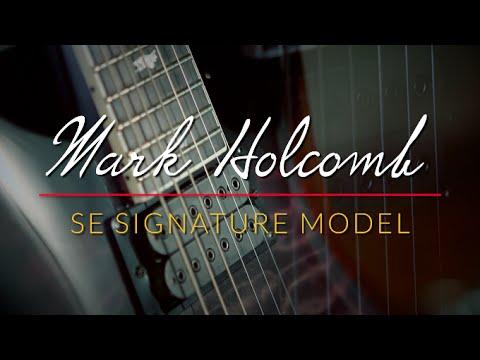 SE Mark Holcomb Signature Model   PRS Guitars