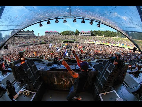 Tomorrowland Belgium 2017 | Jauz