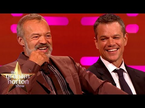 "Matt Damon: ""This is the Most Fun I've Ever Had on a Talk Show"""