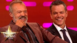 """Download Matt Damon: """"This is the Most Fun I've Ever Had on a Talk Show"""" Mp3 and Videos"""