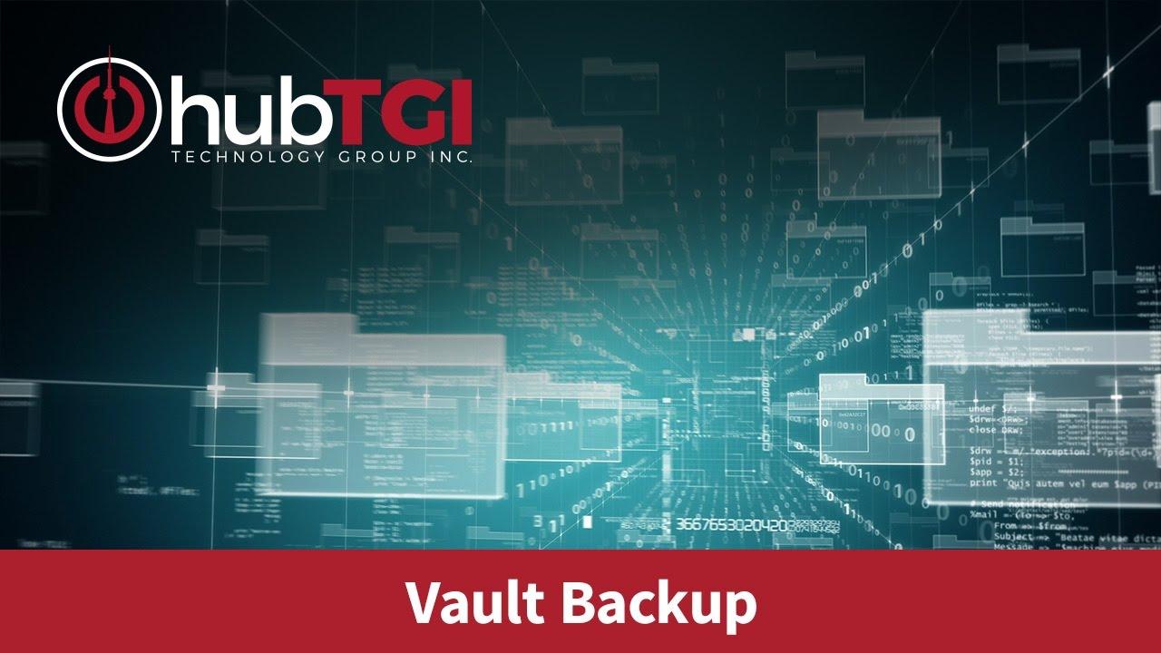 Vault Backup