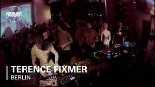 Terence fixmer Boiler Room Berlin LIVE Show