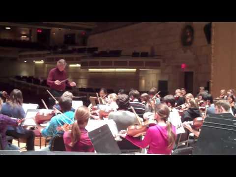 Eastman Philharmonia, Joseph Flummerfelt Conductor