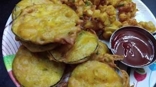 Ramadan pakora recipes||two different pakora||Indian pakora for Iftehar||tasty Quick Iftehar Recipe|