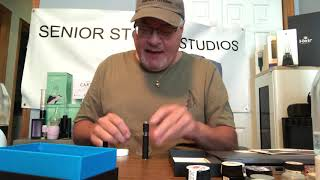 DR DABBER GHOST VAPE PEN - UNBOXING AND FIRST IMPRESSIONS - NICE ONE ROD ATOMIZER VAPE PEN - ENJOY!!