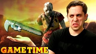 QUEST FOR THE STINKY EDGE - SPOILER ALERT! (Gametime w/ Smosh Games)