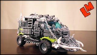 Бойова машина лего-зомбі-апокаліпсису