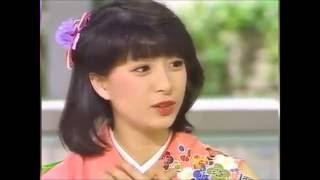 河合奈保子 × 徹子の部屋1983年 = かわいさ大爆発