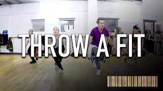 THROW A FIT by Tinashe | Commercial Dance CHOREOGRAPHY
