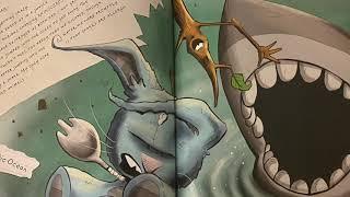 """The Epic Adventure of Huggie & Stick"" by Drew Daywalt"