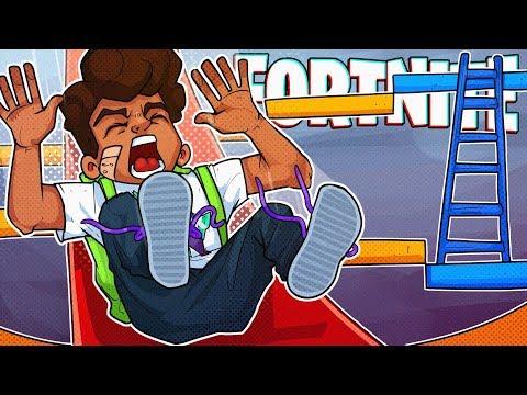 Fortnite Climb And Slide Board Game!