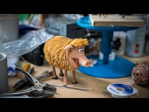 The Stop-Motion Puppets of Aardman Animations!