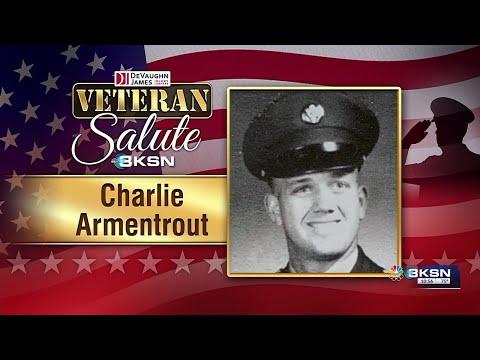Veteran Salute: Charlie Armentrout