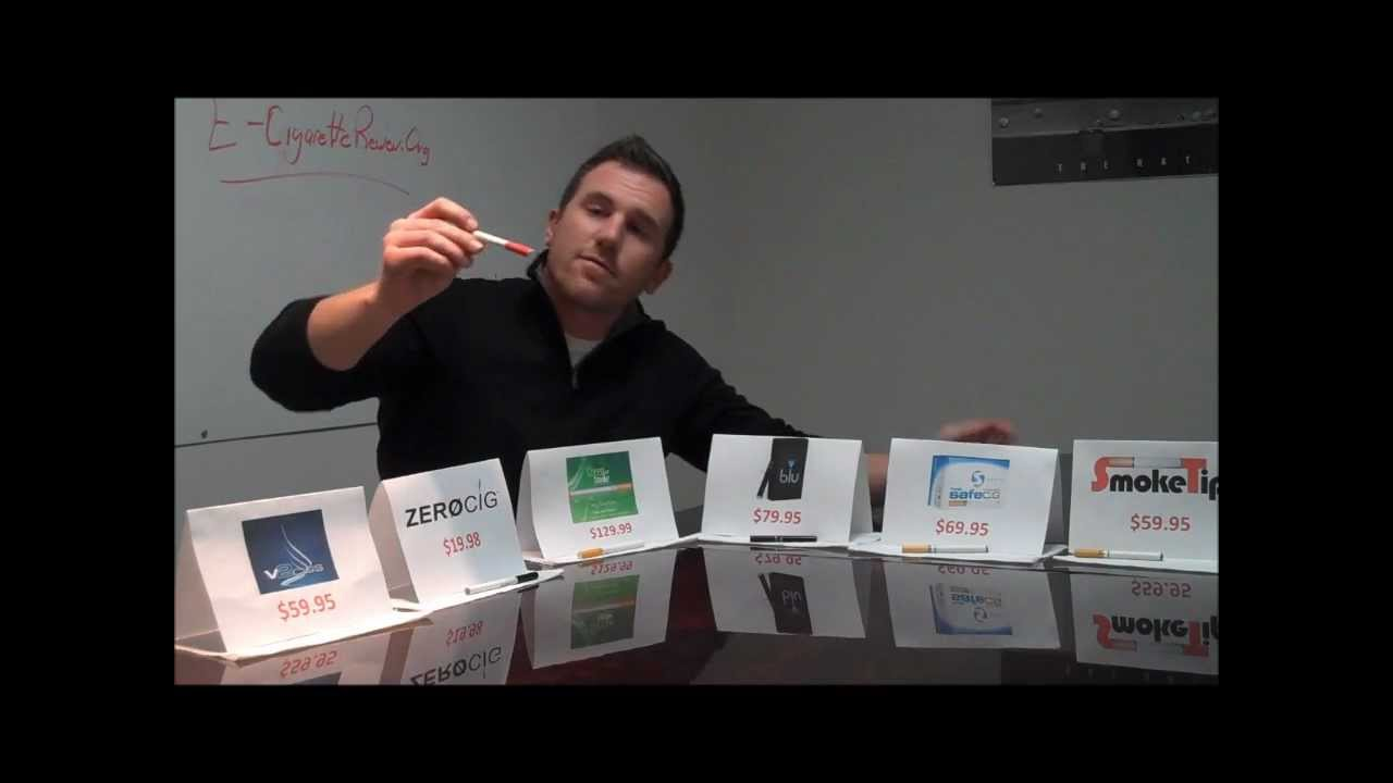 The Million Dollar E-Cig Review Part 2 - YouTube