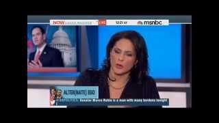 MSNBC Panel Investigates: Unlike Obama When He Was Senator, Is Marco Rubio An Empty Suit?