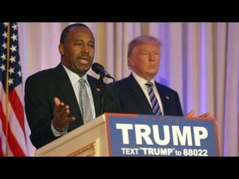 How Carson endorsement impacts Trump campaign for president