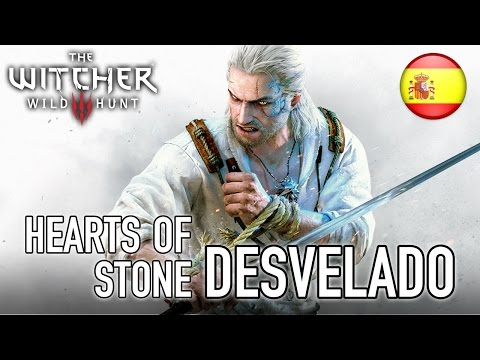 The Witcher 3: Wild Hunt - PS4/XB1/PC - Hearts of Stone desvelado (Video trailer Spanish)
