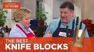 The Best Knife Blocks