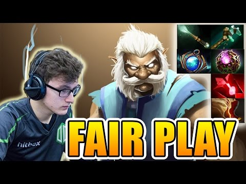 Miracle- Dota 2 [Zeus] Don't FAIR Play With GOD