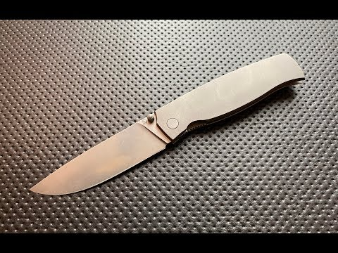 The Cheburkov Large Strizh Pocketknife: The Full Nick Shabazz Review